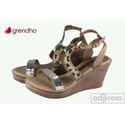 Glam Plat Sandal