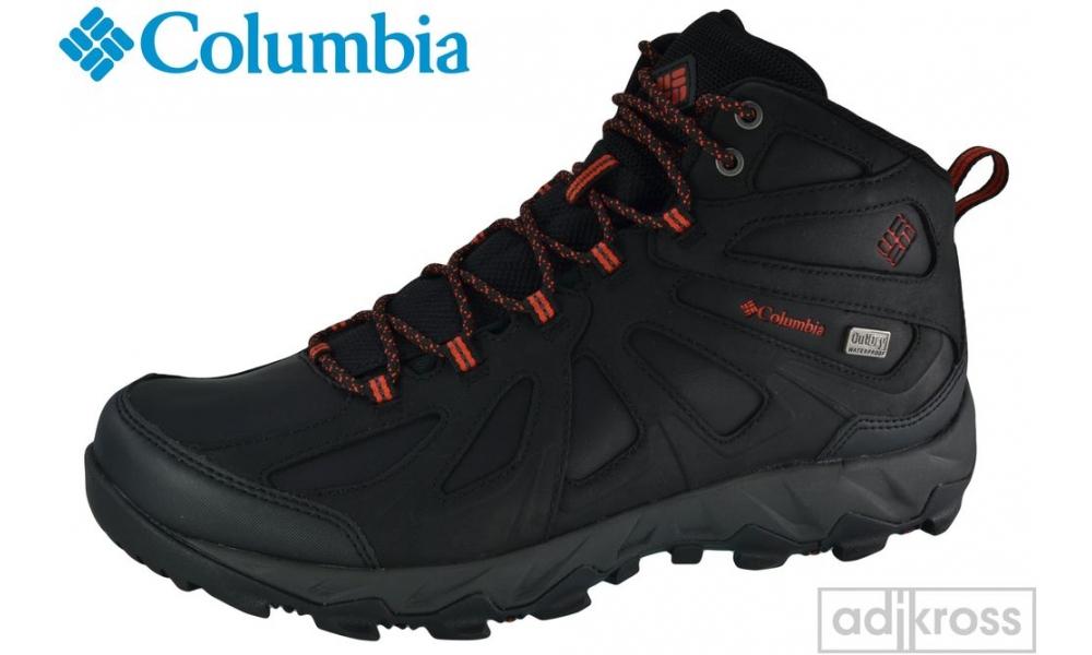 Термо-ботинки COLUMBIA Peakfreak Xcrsn II Mid Leather Outdry BM1760 ... 443b26e819c