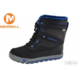 ML-SNOW BANK 2.0 WTRPF BK
